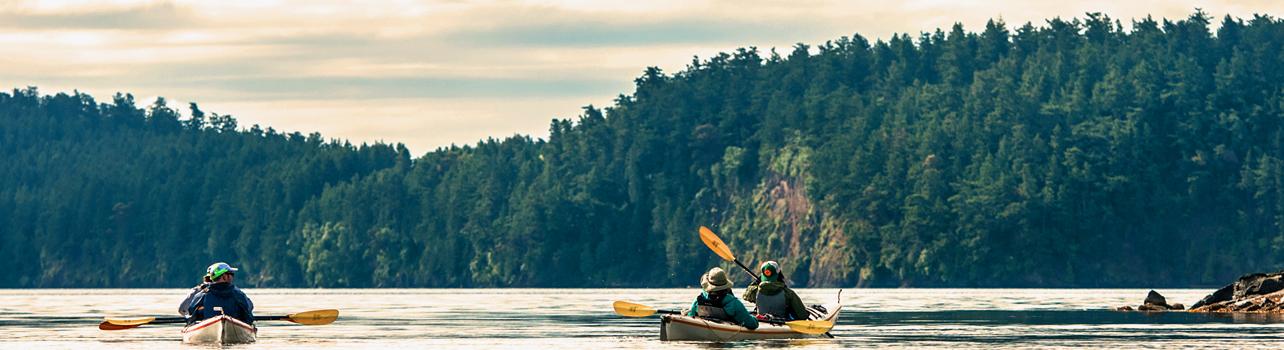 San Juan Kayaking