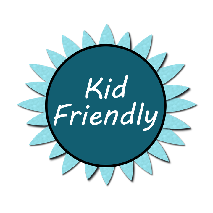 kid friendly logo