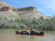 Colorado River Canoeing: Star Gazing