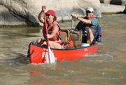 Colorado River Canoeing: Astronomy for Continuing Ed Credit and General Interest to the Public