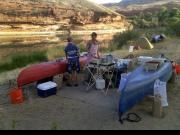Gunnison River Canoeing: Denver Museum-Dinosaur