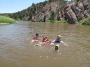 Upper Colorado River 1-Day Canoe Trip