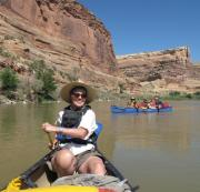 Colorado River Canoeing: Cleason-Dunn-Wright Music Trip
