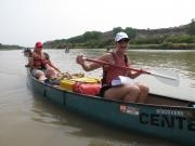 Colorado River Canoeing:  UNC Geography