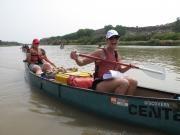 Colorado River Canoeing: Labor Day