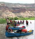 Colorado River Canoeing