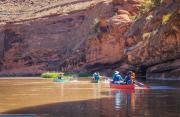 Gunnison River Canoeing: Adult Christian Women