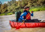 Gunnison River Canoeing:  Healing Trip