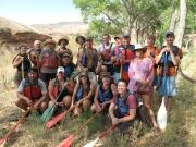 Gunnison River Canoeing: Scout Troop #366