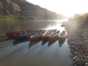 Colorado River Canoeing: Lisa Bennett Private Trip
