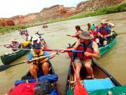 Colorado River Canoeing: Denver Museum, Dinosaurs