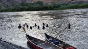 Colorado River Canoeing: Geography