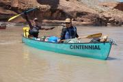 Gunnison River Canoeing: History Colorado