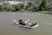 Yampa River Canoeing