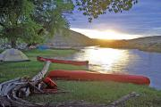 Yampa River Canoeing: Happy Hikers Private Trip