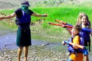 Gunnison River Canoeing