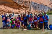 Gunnison River Canoeing: Family Trip - Paddle & Games