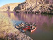 Gunnison River Canoeing: Wine Tasting with Carboy Winery