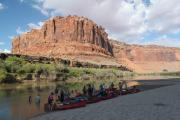 Green River Canoeing: Colorado Plataeu, A Mirror of Mars. Open to Teachers and the Adult Public