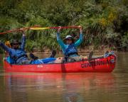 Gunnison River Canoeing: Cleason Dunn Wright Music Trip