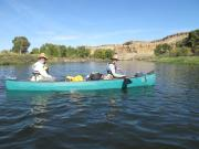 White River Canoeing: Western History