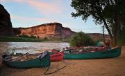 Colorado River Canoeing