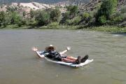 Yampa River Canoeing: Memorial Weekend