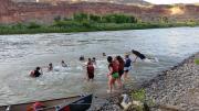 Colorado River Canoeing- Labor Day