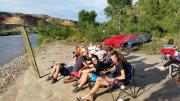 Colorado River Canoeing- Talon Winery Wine Tasting