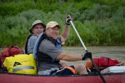 Colorado River Canoeing:  CO School of Mines Astronomy--Open to Teachers and the Adult Public