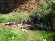 Gunnison River Canoeing: Fall Fling