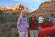 Green River Canoeing: Denver Museum Archaeology & Western History