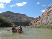 Gunnison River Canoeing:  Denver Museum Star Gazing